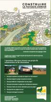 Construire le paysage de demain Lien vers: http://botrange.be/FCK_STOCK/Image/Paysage/Construire%20le%20paysage%20de%20demain_b%C3%A2ti.pdf